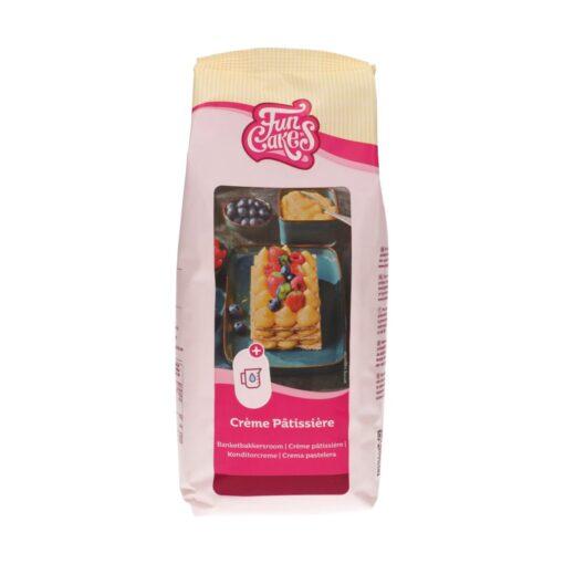 Mix crema patisserie - 1 KG- Funcakes