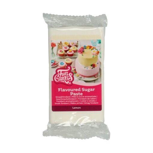 Fondant cu gust de LAMAIE-250 GR-Funcakes