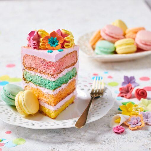 Set 8 buc Colorant alimentar- 8x30 GR- Funcakes